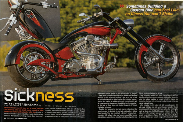 O C D  Motorsports::chopper, motorcycle, bike, Harley Davidson, big